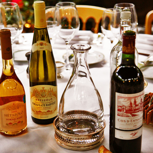 Eminent Wines and Château Cos d'Estournel at Annabels, UK