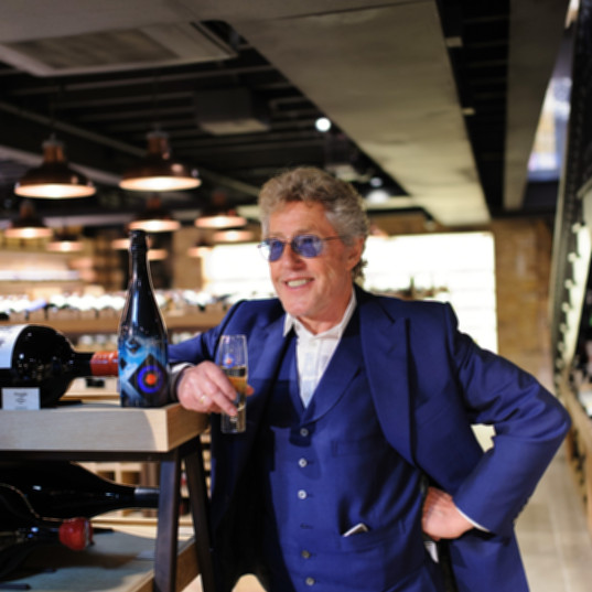The Who Champagne launch in London, UK