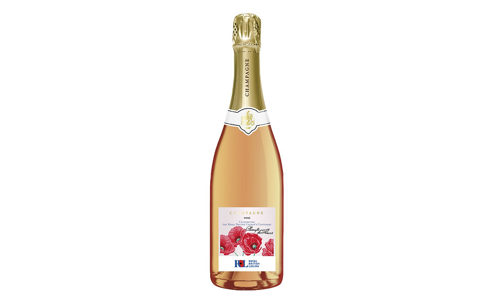 Champagne Jacober, Rosé, Champs de Fleurs
