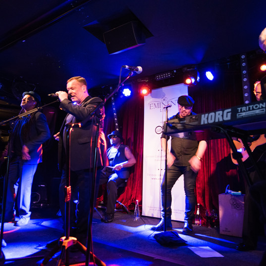 The UB40 Red Red Wine launch in London, UK