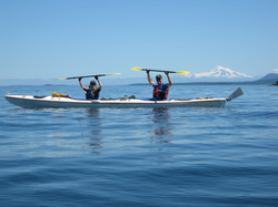 Lo & Ted Mighty Paddlers