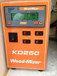 wood kiln for lumber