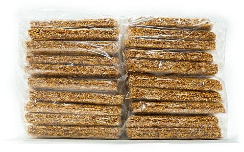 Palanquetas de Amaranto   Paquete de 20 barras