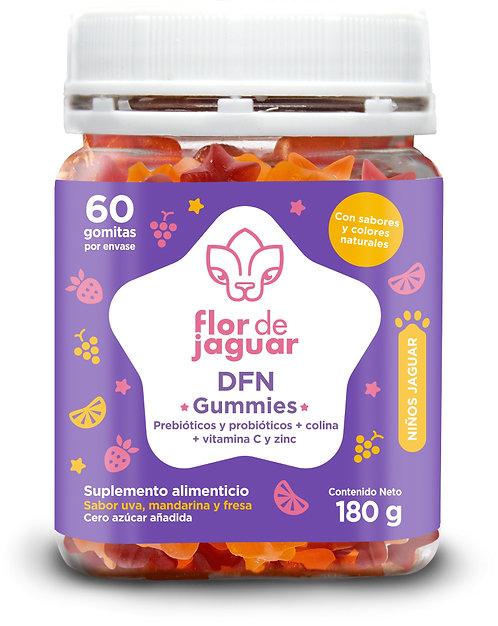 Flor de Jaguar DFN Gummies 180g
