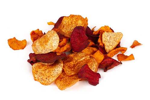 Chips de Vegetales con Chile 200g