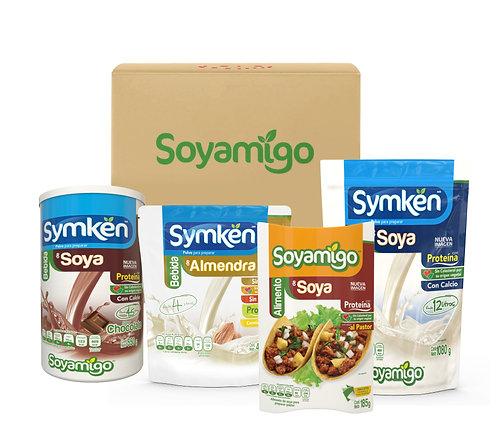 Paquete A - Mix Soyamigo/Symkën | 22 piezas | Personalizable*