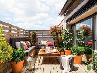 Comment aménager une terrasse en ville ?