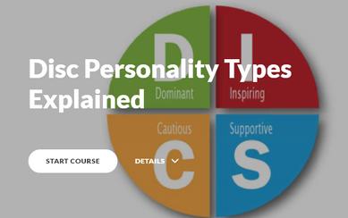 DISC Communications Course Explainer