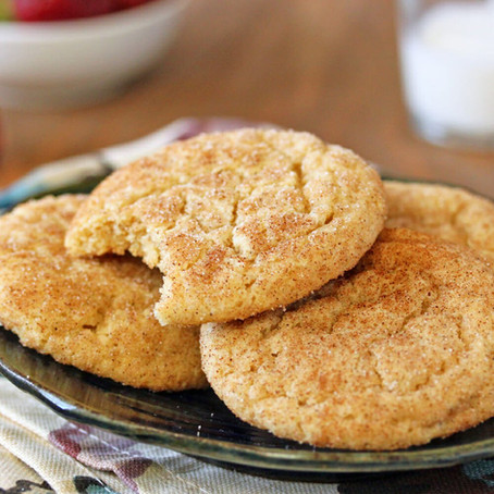 Snicker Doodles-Simplified