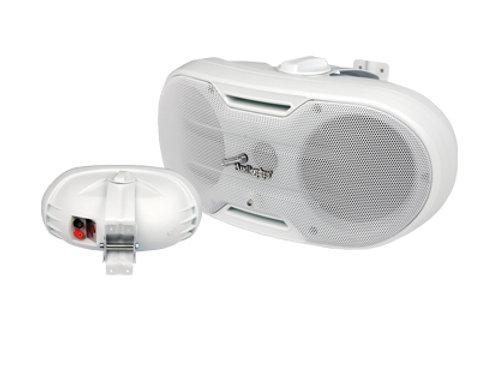 "ODP-OV24WH Dual 4"" Monitor Speaker"