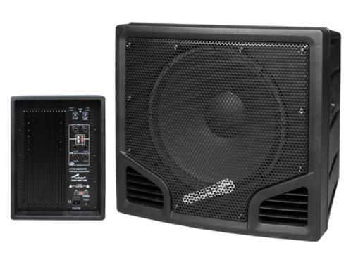 DJAP-18601USB Professional Active Loudspeaker