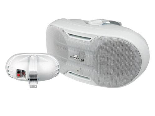 "ODP-OV25WH Dual 5 ¼"" Monitor Speaker"