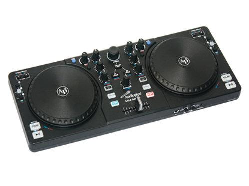 VDJ-A800 Mini DJ Mixer