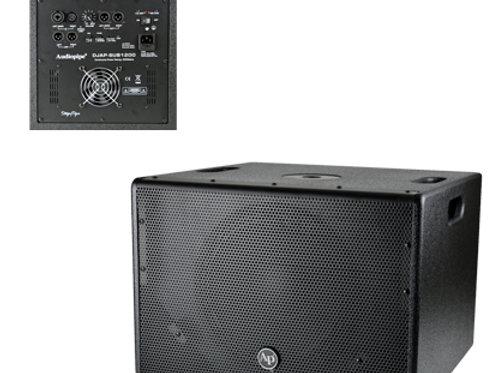 DJAP-SUB1000 Professional Active Loudspeaker