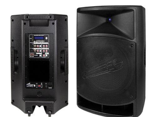 DJAP-1593BT Wireless Music Stream
