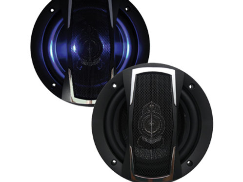 """DS-A1673LE 6.5"""" 3-Way Speaker with LED"""