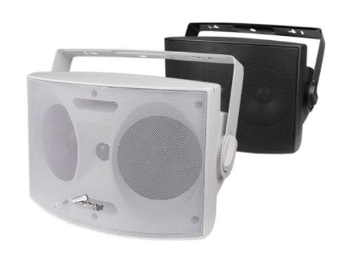 "ODP-205BK / WH Dual 5 ¼"" speakers"