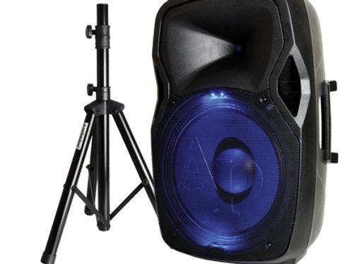 DJAP-1567A-CMB Professional Active Loudspeaker