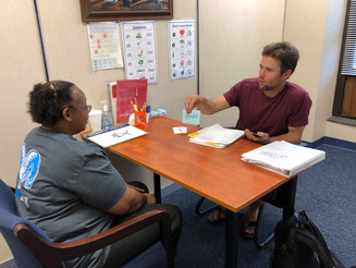 Adult Literacy's Evening Classes Resume September 4