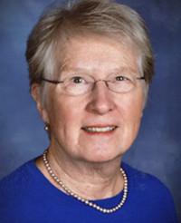 Honoring Mary Dunn Siedow (1942-2017)
