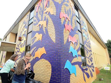 DLC unveils mural & celebrates 30th anniversary (Herald-Sun)