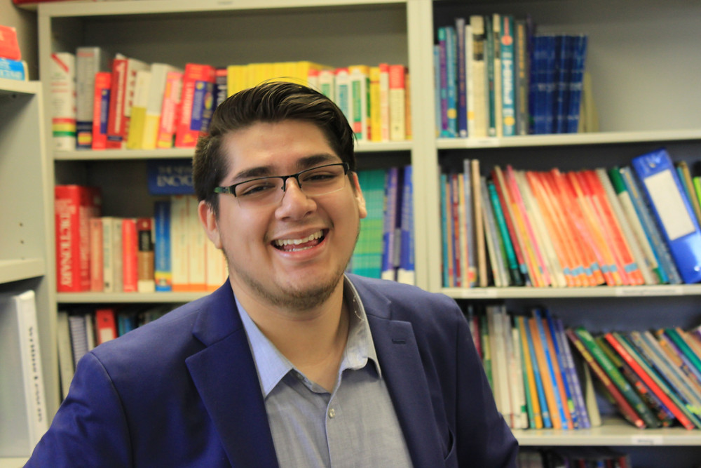 The Durham Literacy Center has considered my family as its family, and I will continue to give them my support in honor of what they have done for us.-Kyle Salinas