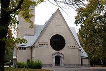Реконструкция, реставрация, воссоздание церкви в г. Зеленогорск