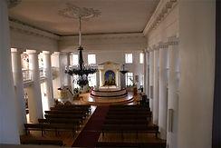 Реконструкция и реставрация церкви в пос. Мартышкино