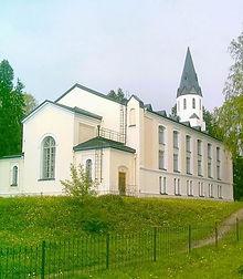 Реконструкция и реставрация церкви в пос. Токсово