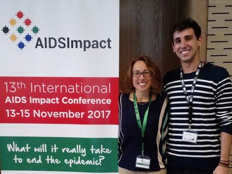 NUDHES participa do AIDSImpact na África do Sul