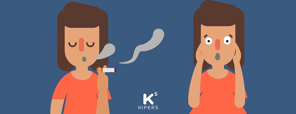 Dejar de fumar sin subir de peso