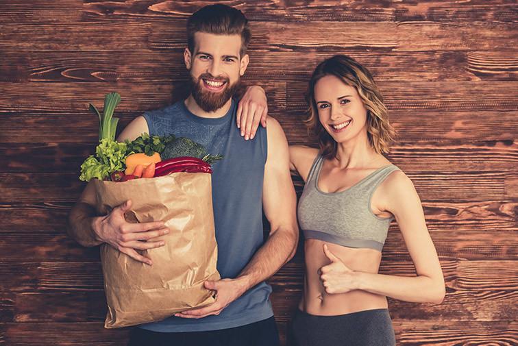 comprar saludable en el super
