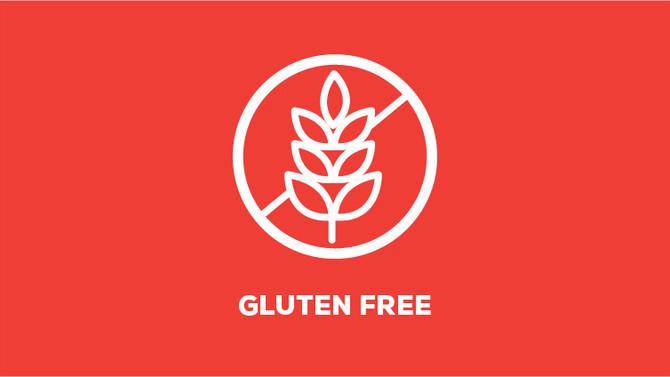 """Que hay de la moda  """"gluten free"""""""