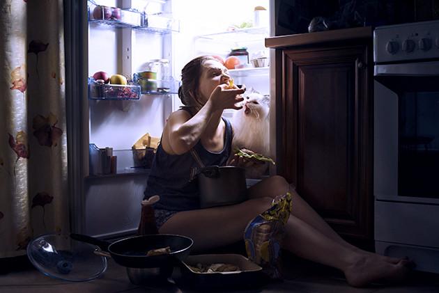Ansiedad por comer: ¿es posible superarla? te damos 5 tips
