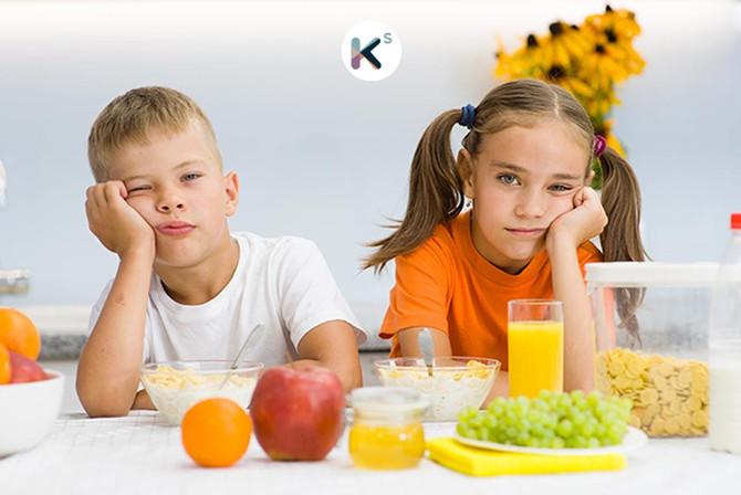¿Tienes la percepción de que tu hijo no come bien?
