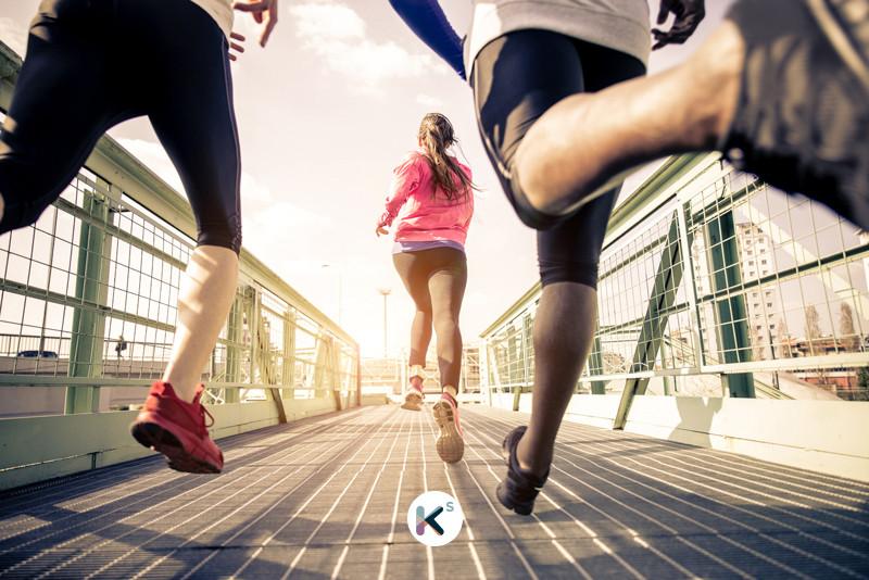 nutrición deportiva para un maratón