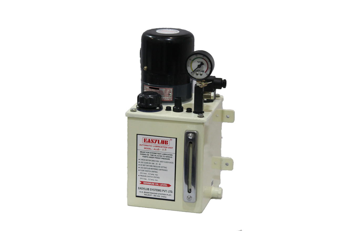 Automatic Pump - Single Ph.