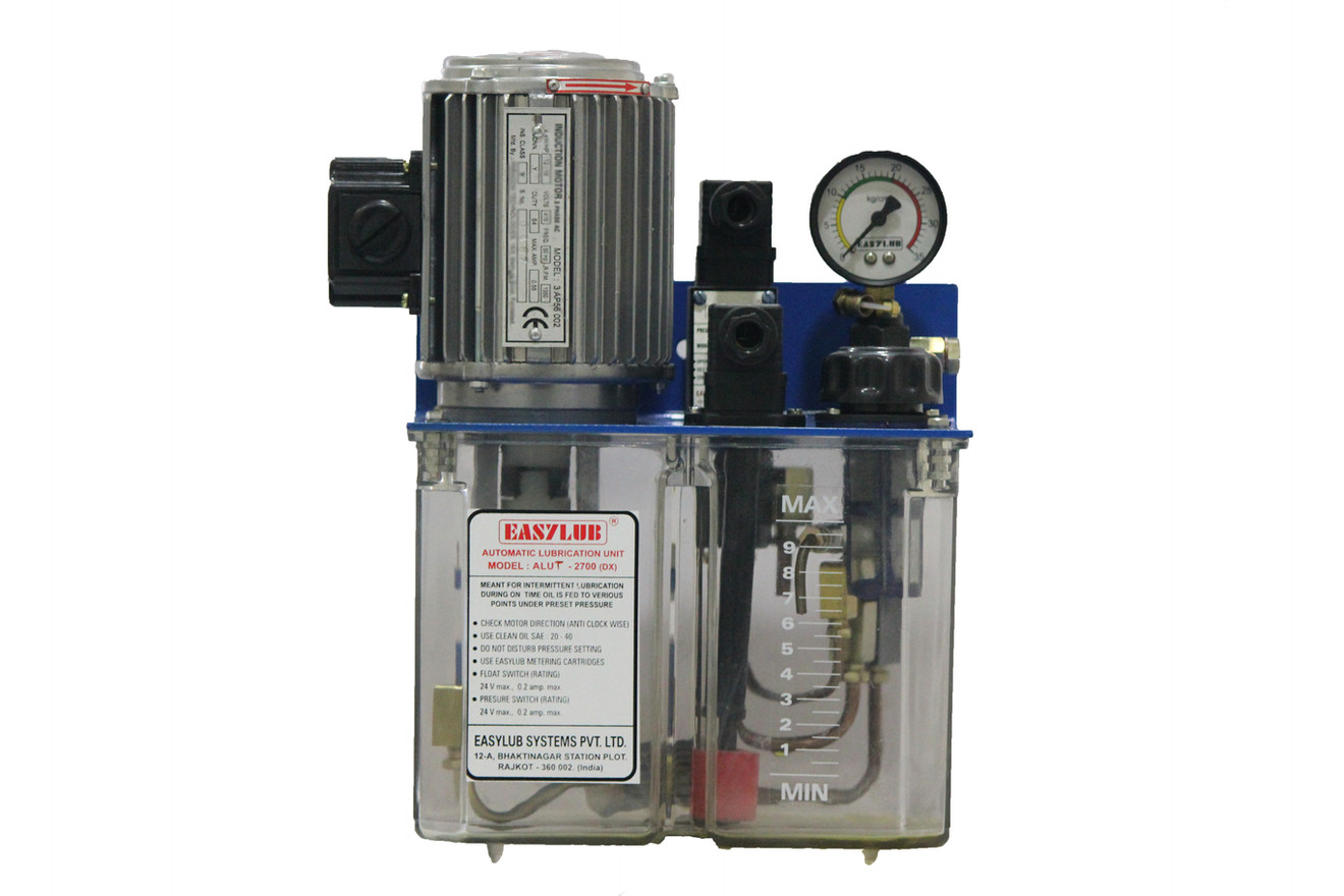 Automatic Pump - 3 Ph.
