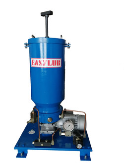 MULTIPOINT RADIAL GREASE LUBRICATOR