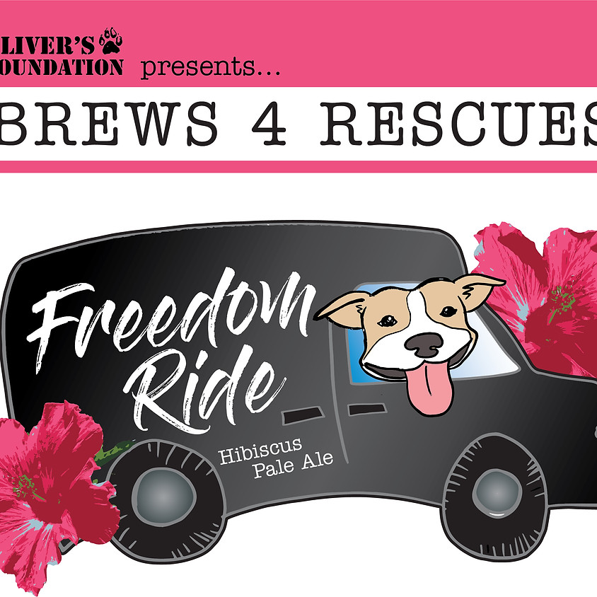 Freedom Ride Tapping for Bark Nation
