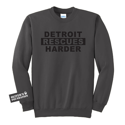 Detroit Rescues Harder Sweatshirt