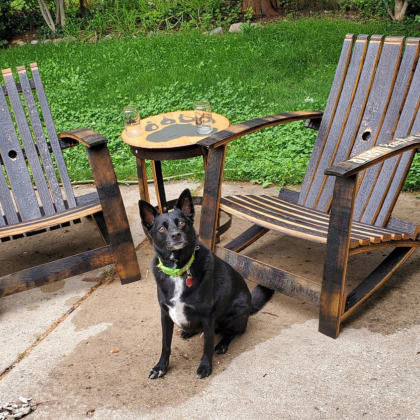 Oliver's Outdoor Chair Raffle