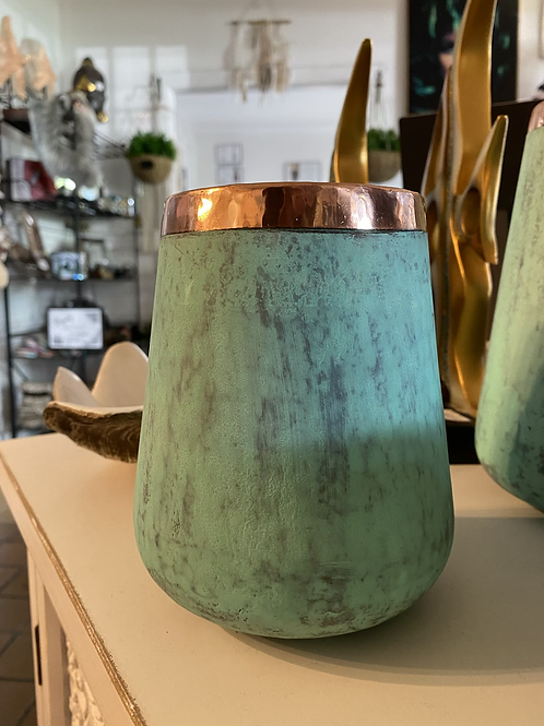 Enamel and Copper