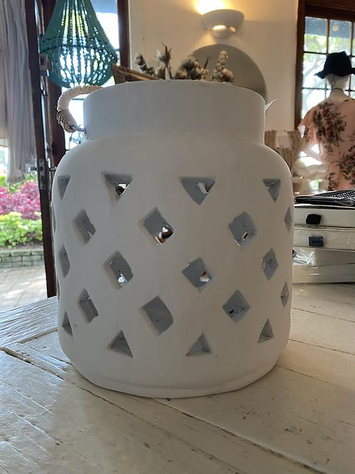 Medium candle lantern