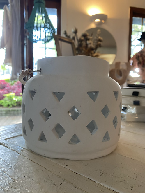 Small candle lantern