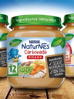 Nestlé Infant Nutrition / NATURNES / 2018