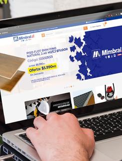 WEB MIMBRAL / MTS CHILE
