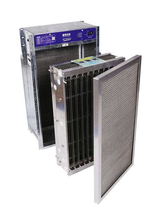 Central Air Conditioning Purification Device - Modular Unit