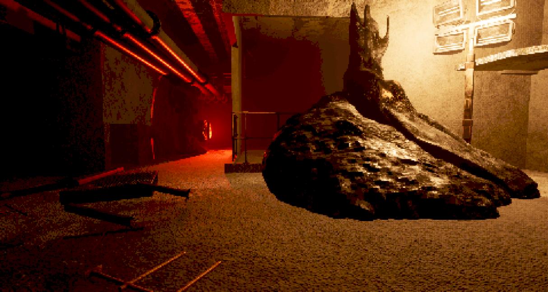 In-game Screenshot Elephant Foot