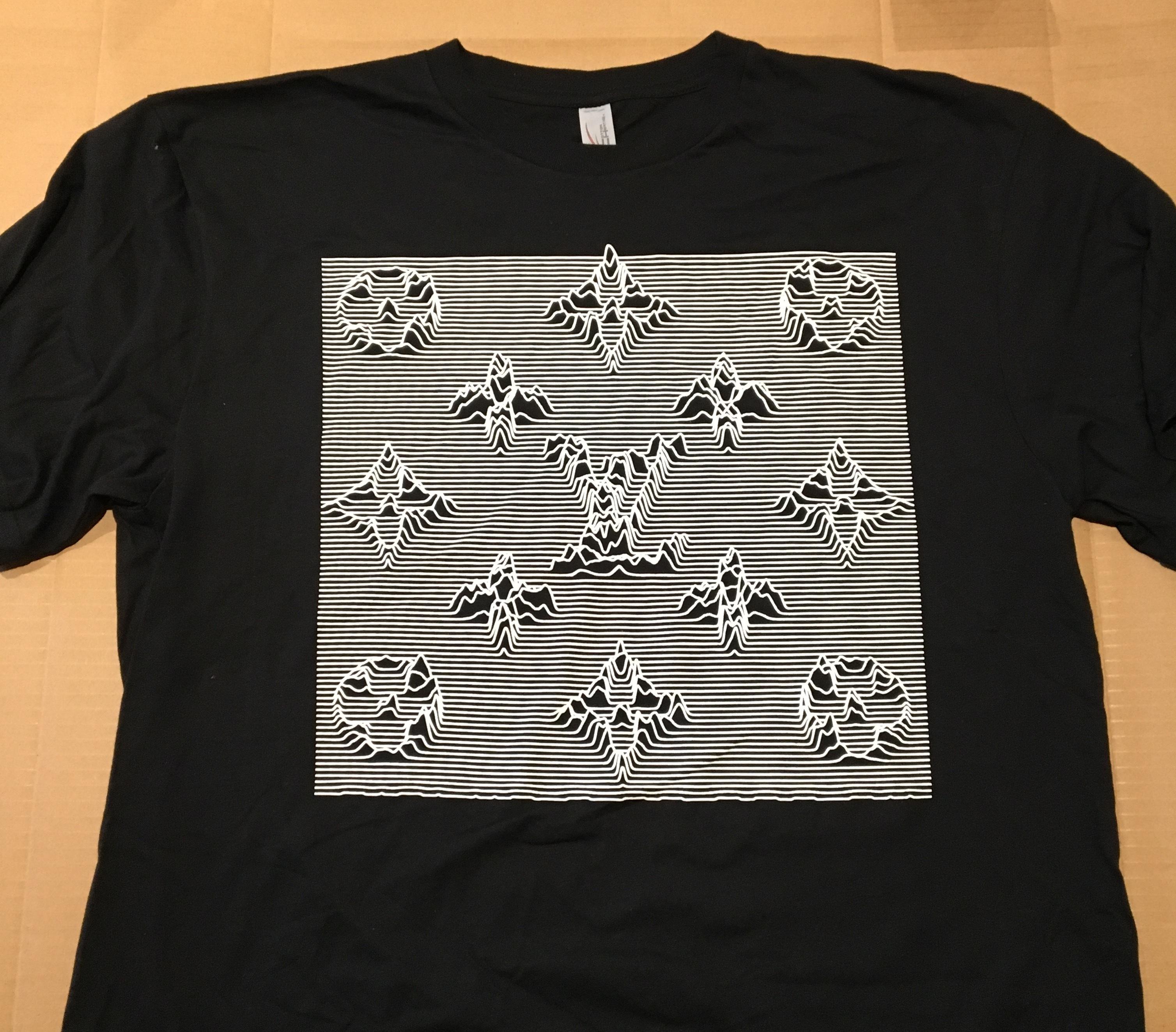 LV Pattern Joy Displacement T-shirt